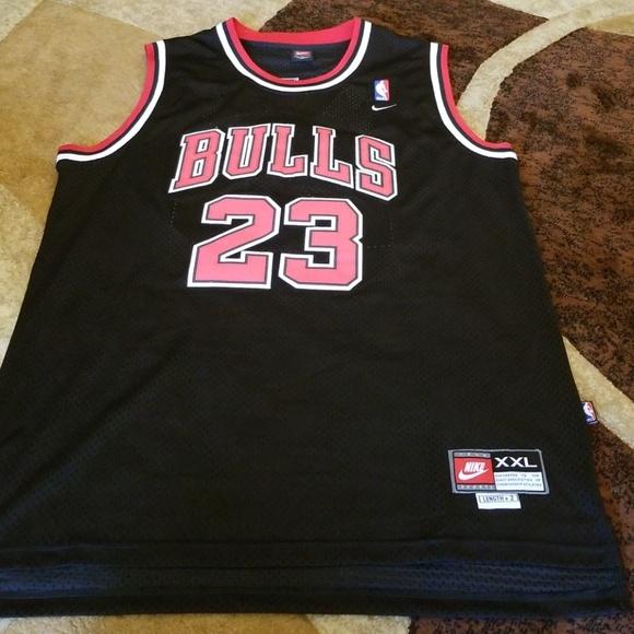 timeless design 6ab13 02711 Michael Jordan Nike NBA Jersey men XXL